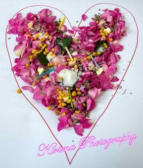Logo Blossoming website