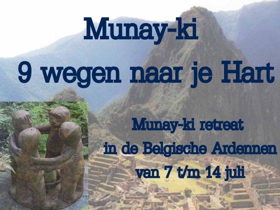 Munay-ki retreat